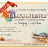 Invitation to Translucence
