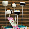 Customized Cake Pops Created By Dalia Posted By Tamara Sweet Bites