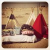 Handmade Teepee Tents Created By  Posted By NokNok