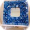 3D Mosaic mirrors Created By Edwina Roxburgh Posted By Doha Desert Crafts