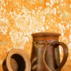 Pottery Mugs Created By  Posted By Rhinestone Art Pottery