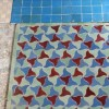 Zillage tile making in FEZ Created By  Posted By Shahida Ahmed