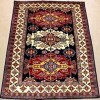 Qatar Collections Magnificent Sheervan 5 X 7 With Eagle Design