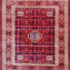 Qatar Collections Very Fine Yamout Carpet