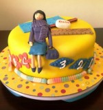 The Fabulous Cake Created By  Posted By The Fabulous Cake