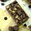Reese Chocolate Peanut Butter Bar Created By  Posted By The Baking Studio