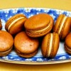 Espresso Macarons Created By  Posted By The Baking Studio