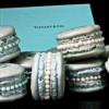 Tiffany inspired macarons Created By  Posted By The Baking Studio