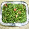 Tabbula Green parsely Created By  Posted By Antakya Barbeque Pastries & Bukhara