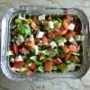 Salad with Cheese Created By  Posted By Antakya Barbeque Pastries & Bukhara