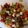 olive salad Created By  Posted By Marmaris Restaurant