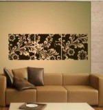3 Frames Created By  Posted By Wall Art