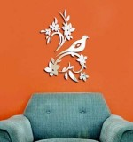 Acrylic Mirror Sticker Dove Created By  Posted By Wall Art