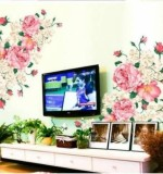 Flower Wall Decals Created By  Posted By Wall Art