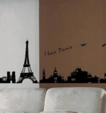 Monumental France Wall Decals Created By  Posted By Wall Art