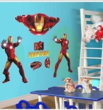 Iron man Created By  Posted By Wall Art