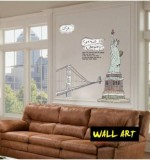 Monumental USA Created By  Posted By Wall Art