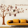 qatar collections: photo trees wall sticker