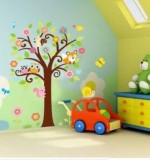 Animal Tree Created By  Posted By Wall Art