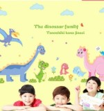 Dinosaurs Wall Sticker Created By  Posted By Wall Art