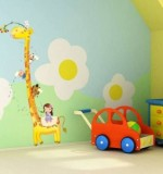 Growth chart Wall Sticker Created By  Posted By Wall Art