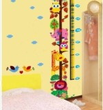 Growth chart Wall Decal Created By  Posted By Wall Art