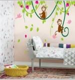 Monkey Created By  Posted By Wall Art