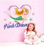 Mermaid Wall Decal Created By  Posted By Wall Art