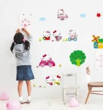 Hello Kitty Created By  Posted By Wall Art