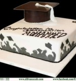Graduation Cake Created By  Posted By Eli France Sweets And Coffee Shop