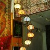 Turkish Glass Mosaic Lamp Created By  Posted By Oriental Carpet Company