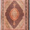 Persian Tabriz Rug Created By  Posted By Oriental Carpet Company