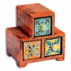 Hand made tiny drawers Created By  Posted By Oriental Carpet Company