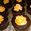 Qatar Collections: Chocolate Cup Cakes with Orange ...