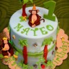Monkey World 1st Birthday Boy Cake Created By  Posted By Easy Partys