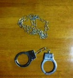 Chain and handcuffs Created By  Posted By King B & Bumblebree's Costumery