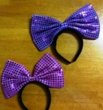 Ribbon headband Created By  Posted By King B & Bumblebree's Costumery
