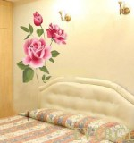 3D Love Rose Created By  Posted By Big N Small Wall Decals