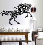 Abstract Stallion Created By  Posted By Big N Small Wall Decals