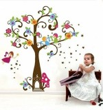 Fairy Tree Created By  Posted By Big N Small Wall Decals