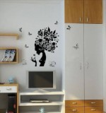 Floral Fairy Created By  Posted By Big N Small Wall Decals