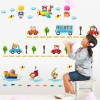 Colorful Town Created By  Posted By Big N Small Wall Decals