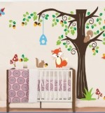 Forest Fox Created By  Posted By Big N Small Wall Decals