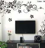 Flower Vine Created By  Posted By Big N Small Wall Decals