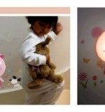Ms Bear and Her Dog Created By  Posted By Big N Small Wall Decals