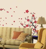 Red Plum Blossom Created By  Posted By Big N Small Wall Decals