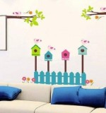 Bird Houses Created By  Posted By Big N Small Wall Decals