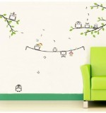 Group of Owls Created By  Posted By Big N Small Wall Decals