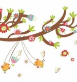 Happy Birds Created By  Posted By Big N Small Wall Decals