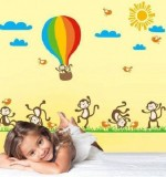 Playful Monkeys Created By  Posted By Big N Small Wall Decals
